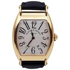 18 Karat Gold Vacheron Constantin Watch, Limited, the Les Historiques, 1912