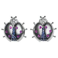 Artisan Clip-on Earrings