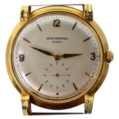 18 Karat Patek Philippe Calatrava Men's Wristwatch