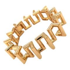 18 Karat Rose Gold Bracelet by Trudel