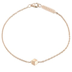 Paolo Costagli 18 Karat Rose Gold Brillante Natalie Bracelet