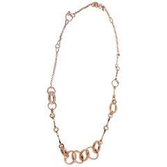 18 Karat Rose Gold Gr. 27.00, Chain, Necklace