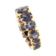 18 Karat Rose Gold Ring