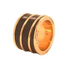 NOA Designer 18 Karat Rose Gold Ring