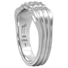 """FARBOD 18 Karat White Gold Ring """"Countess"""""""