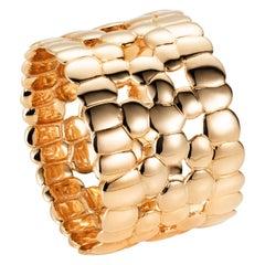 18 Karat Yellow Gold Band Ring