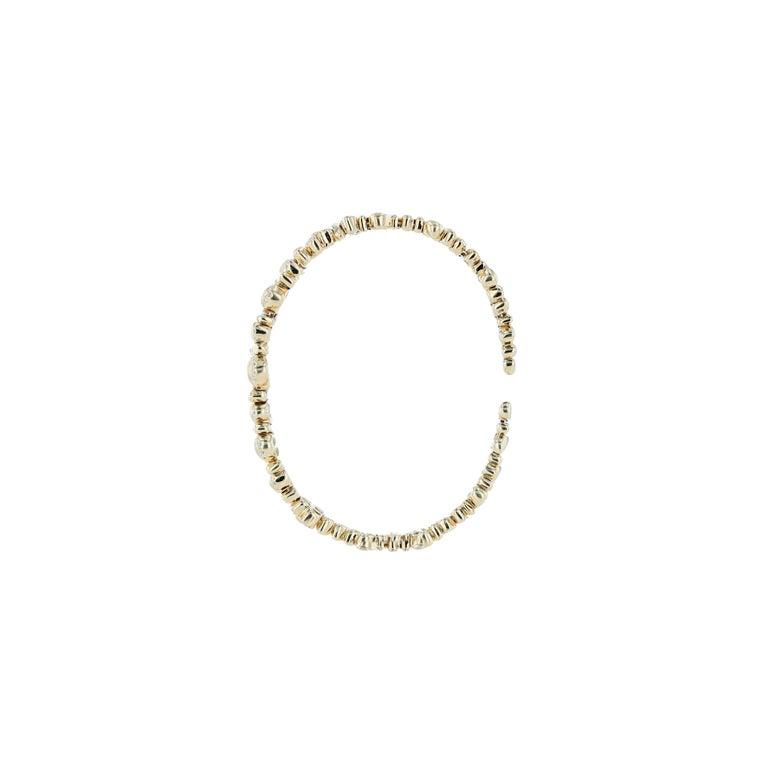 18 Karat Yellow Gold Bracelet For Sale 1