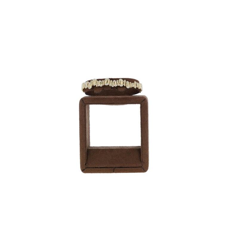 18 Karat Yellow Gold Bracelet For Sale 2