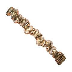 18 Karat Yellow Gold Bracelet