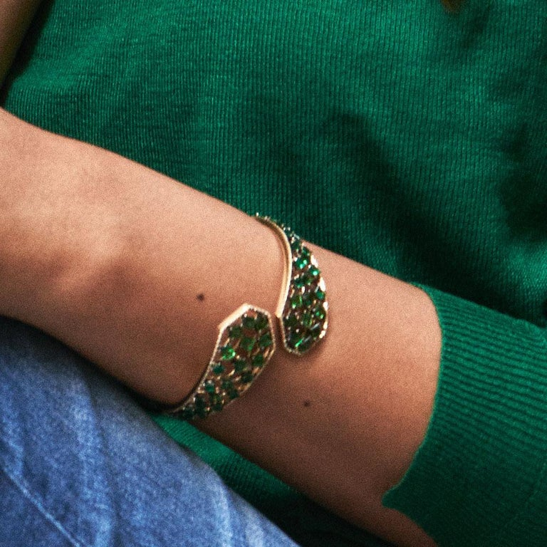 This unique bangle from our
