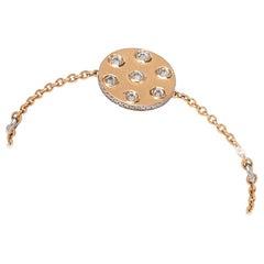 Diamond Chain Bracelets