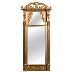 Empire Mantel Mirrors and Fireplace Mirrors