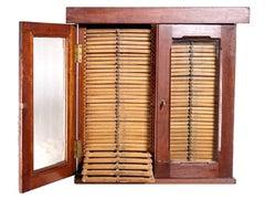 1800s Specimen Cabinet - 74 draws