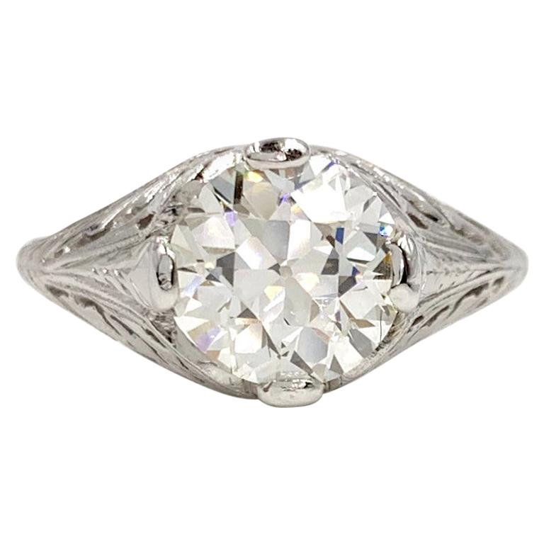 1940s Engagement Rings - 264 For Sale at 1stdibs