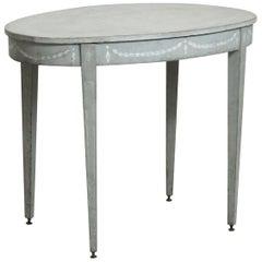 1810s Gustavian Freestanding Center-Table