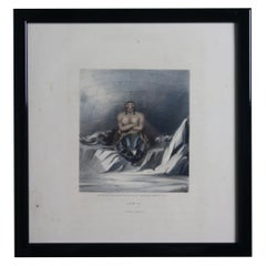 "1833 a Collection of Eight Lithographs ""Residence In The Arctic Regions"""