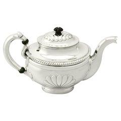 1835 Antique Finnish Silver Teapot