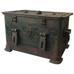 1840s Chinese Safe Box