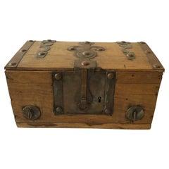 1840s European Document Box