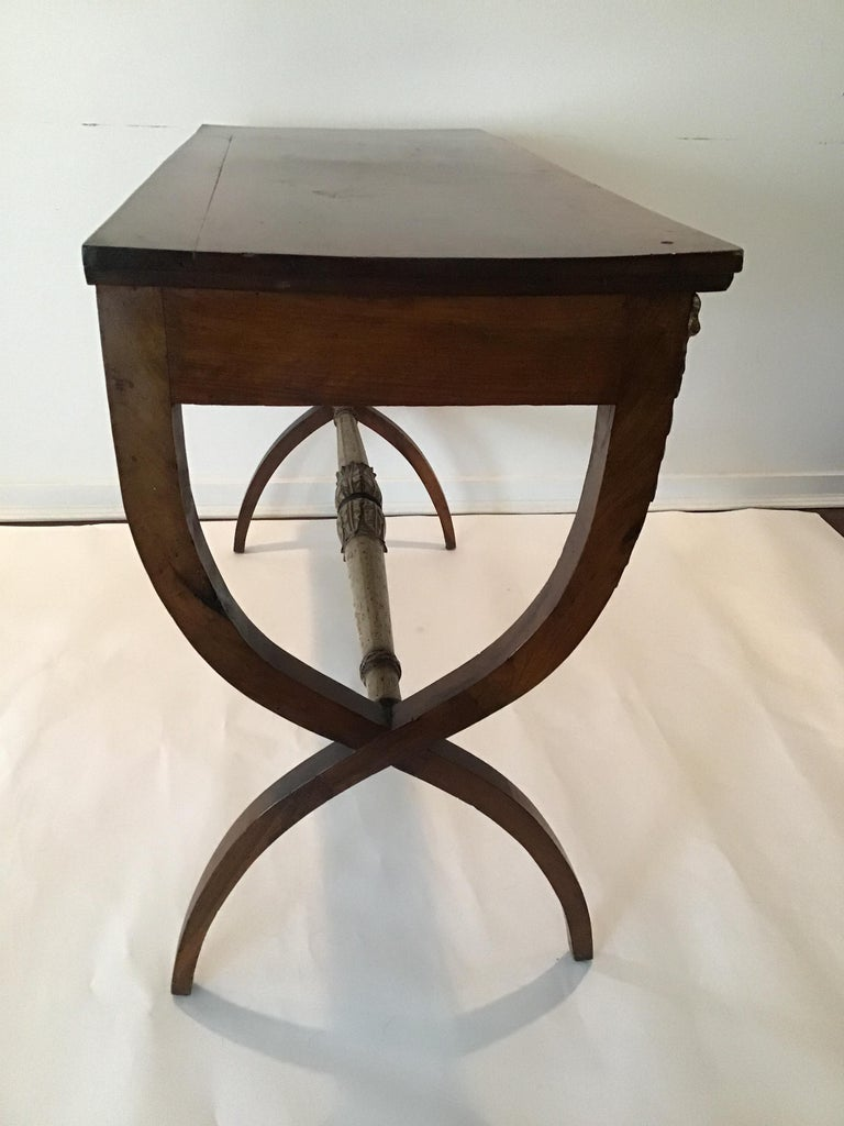 1840s Italian Classical Console For Sale 1