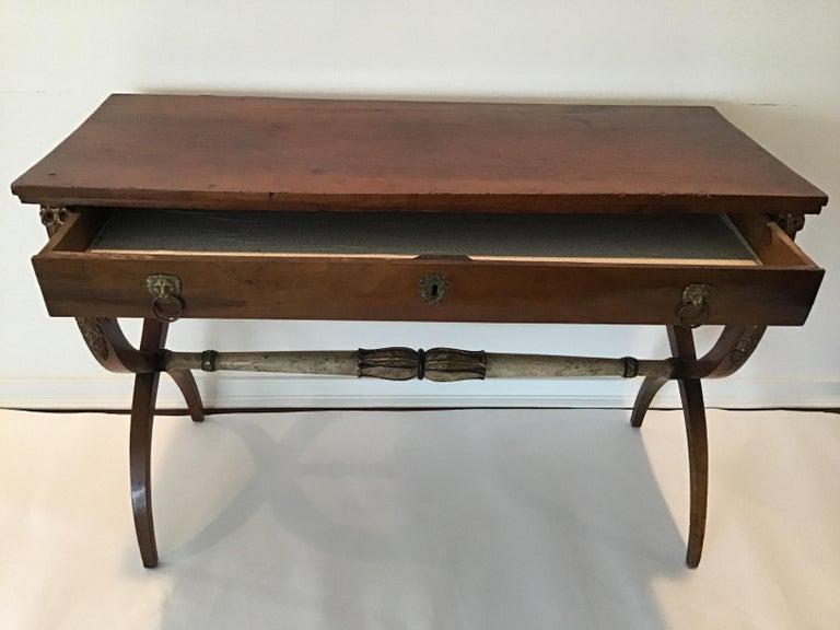 1840s Italian Classical Console For Sale 4