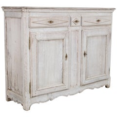 1860s French Buffet Cabinet