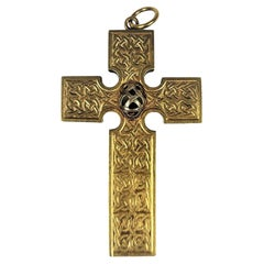 1869 Scottish Cross in Original Case