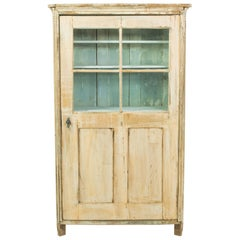 1870s French Country Linen Press