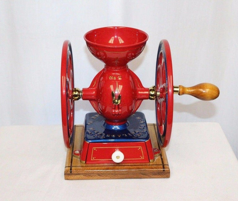 1873 Enterprise MFG. Co No.2 Vintage Coffee Grinder Restored For Sale 7