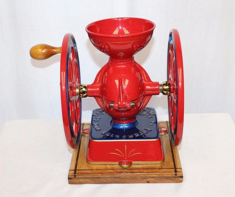 1873 Enterprise MFG. Co No.2 Vintage Coffee Grinder Restored For Sale 3