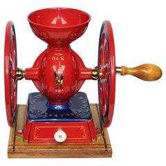 1873 Enterprise MFG. Co No.2 Vintage Coffee Grinder Restored