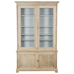 French Provincial Case Pieces and Storage Cabinets
