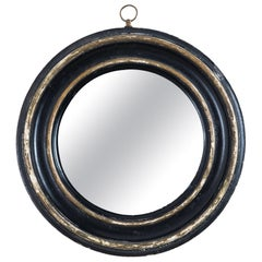 1880s French Mirror