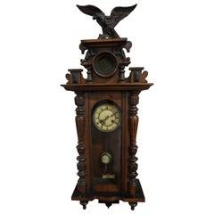 1885 Wall Clock