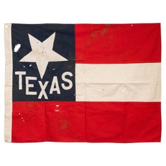 1890s Lone Star Texas Flag
