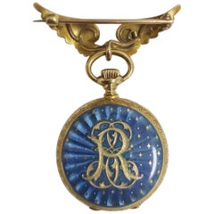 1894 Vacheron Constantion Pocket Watch in Yellow Gold