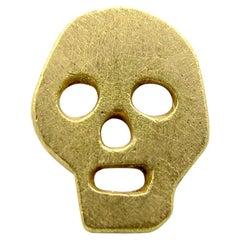 18k Alchemical Stud Earring Mortis