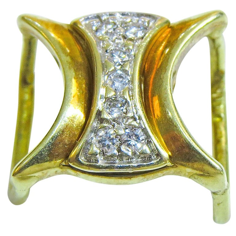 18 Karat Diamond Ladies Pendant