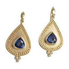 Medieval Drop Earrings