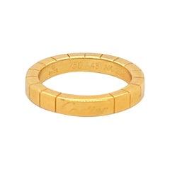 18K Gold Cartier Ring