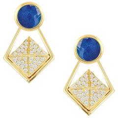 Art Deco More Earrings