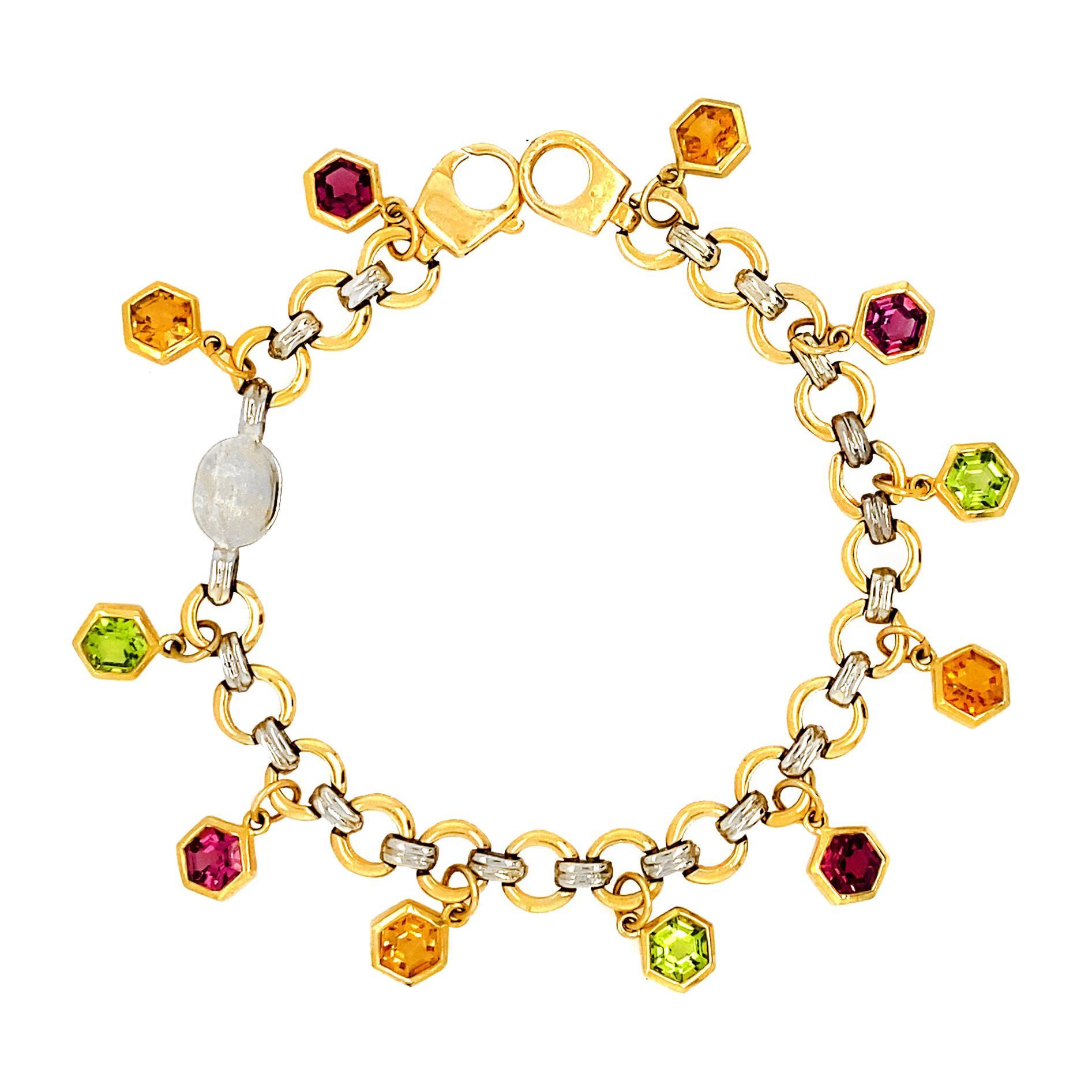 18K Gold Mulmigem Bracelet