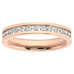 18K Rose Gold Betty Diamond Ring '1/2 Ct. tw'