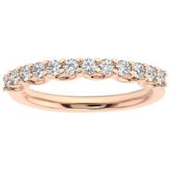 18K Rose Gold Olbia Diamond Ring '1/2 Ct. Tw'