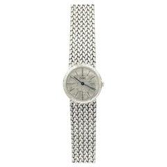 18k White Gold Piaget Wristwatch