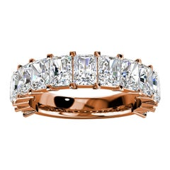 18k Yellow Gold Alessia Royal Radiant Diamond Ring '6 Ct. tw'