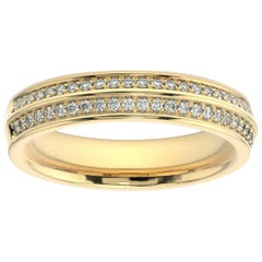 18K Yellow Gold Anna Diamond Ring '1/4 Ct. tw'