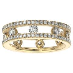 18K Yellow Gold Asti Eternity Ring '1 1/2 Ct. tw'