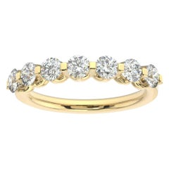 18k Yellow Gold Orly Diamond Ring '1 Ct. tw'