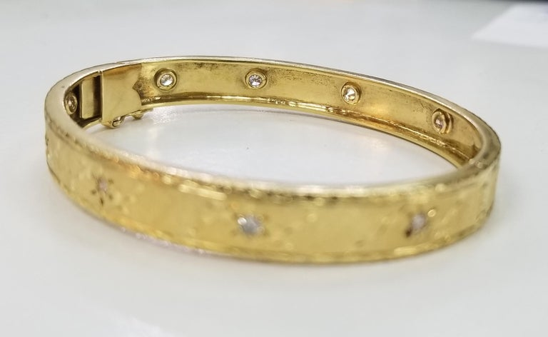 18k yellow gold Vintage